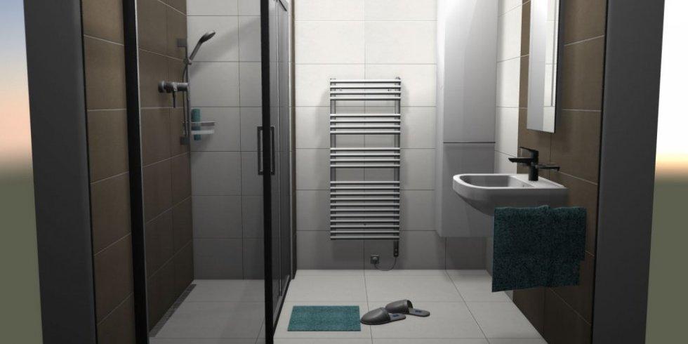 Štandardné vybavenie bytov DOM H + DOM G